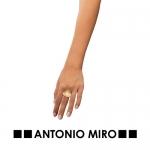 ANILLO AJUSTABLE LARIX -ANTONIO MIRO