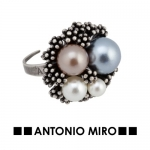 ANILLO AJUSTABLE PLEUS -ANTONIO MIRO